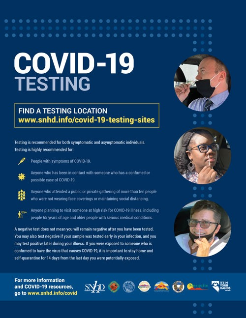 Who Should Get Tested for COVID-19?