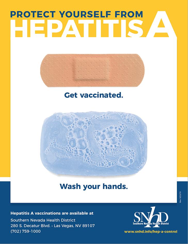 Hepatitis A Outbreak Fact Sheet